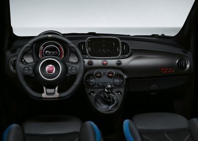 Fiat 500S restylée 2016
