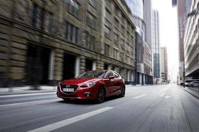 Mazda 3 1.5D 105 ch 2016 (essai)