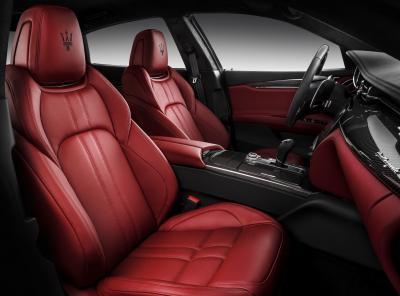Maserati Quattroporte 2016 (officiel)