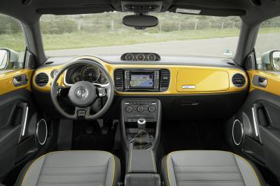Volkswagen Coccinelle Dune 2016 (essai)