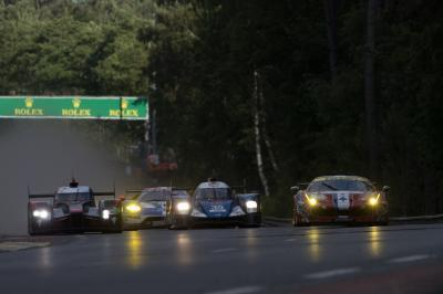 Les 24 Heures du Mans 2016 en images