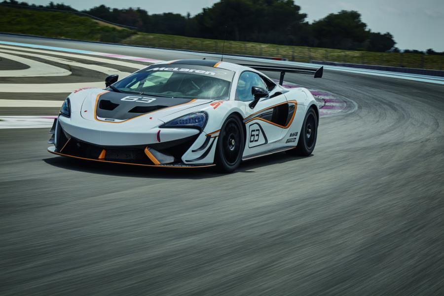 McLaren 570S Sprint (officiel)