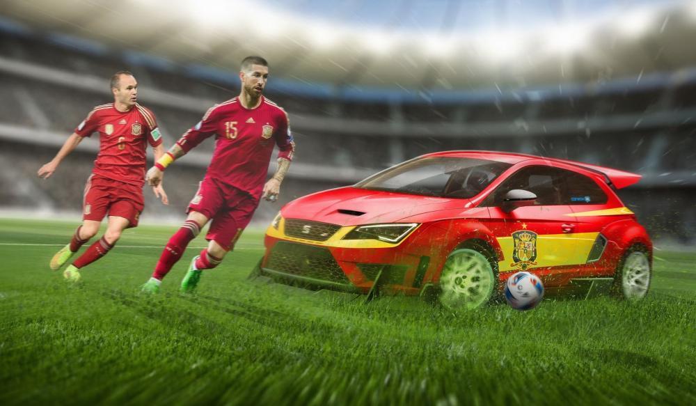 Quelles voitures correspondent le mieux aux équipes de l'Euro ?