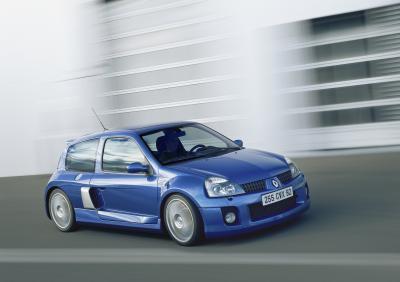 Toute l'histoire de la Renault Clio en images