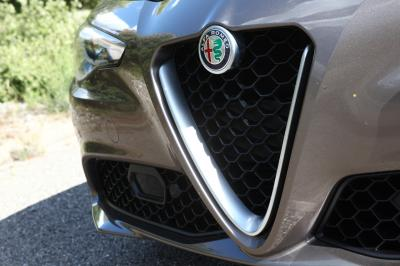 Alfa Romeo Giulia 2016 (essai)