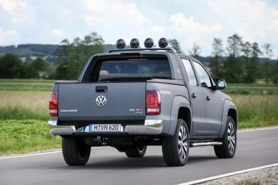 Volkswagen Amarok V6 TDI restylé 2016 (essai)