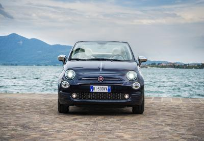 FIAT 500 Riva 2016 (officiel)