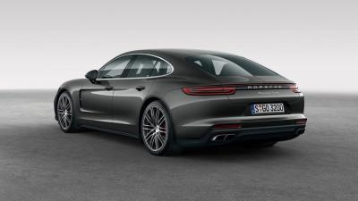 Porsche Panamera II 2016 (officiel)