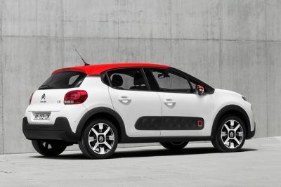 Citroën C3 2016 (officiel)
