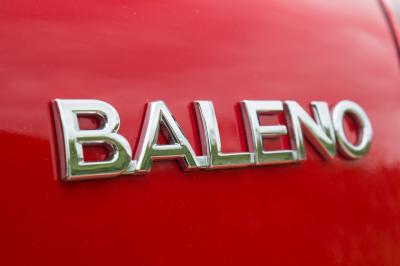 Suzuki Baleno Boosterjet 1.0 2016 (essai)