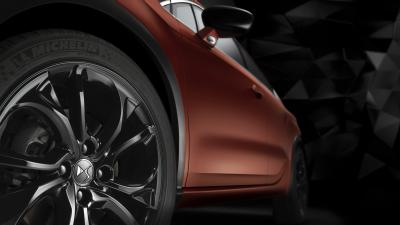 DS 4 Crossback Terre Rouge 2016 (officiel)