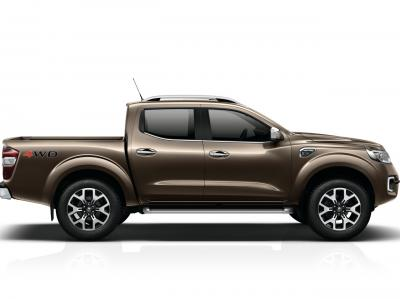 Renault Alaskan 2016 (officiel)