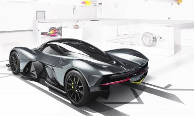 Aston Martin AM-RB 001 2016 (officiel)