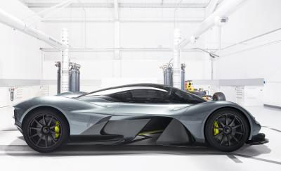 Aston Martin AM-RB 001 2016 (officiel)