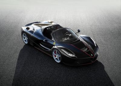 Ferrari LaFerrari Spider (officiel)