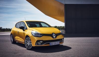 Renault Clio RS et RS Trophy 2016 (officiel)
