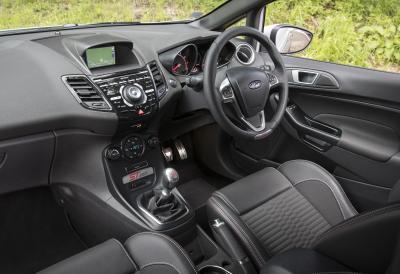 Ford Fiesta ST 200 2016 (essai)
