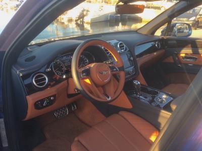 Bentley Bentayga 2016 (essai)