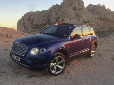 Bentley Bentayga 2016 (essai)