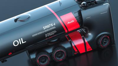 Truck for Audi - Artem Smirnov & Vladimir Panchenko