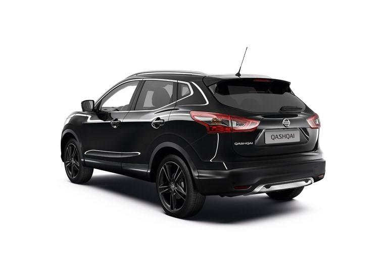 Nissan Qashqai Black Edition 2016 (officiel)