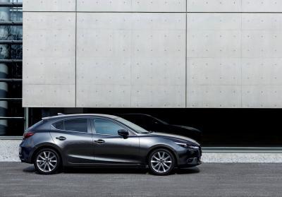 Mazda 3 restylée 2017 (officiel)