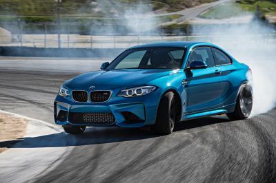 BMW M2 2016 (essai)