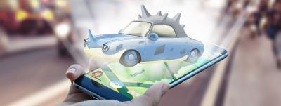 Et si les Pokémon étaient des voitures ?