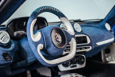 "Alfa Romeo 4C ""La Grande Vague"""