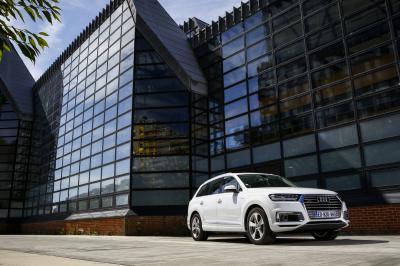 Audi Q7 e-Tron 2016 (essai)