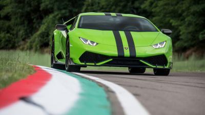 Un kit tuning maison pour la Lamborghini Huracan