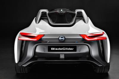 Nissan BladeGlider Concept 2016