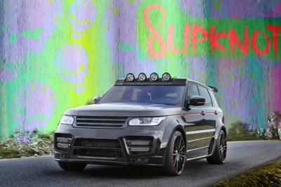 Et si les membres du Suicide Squad étaient des voitures ?
