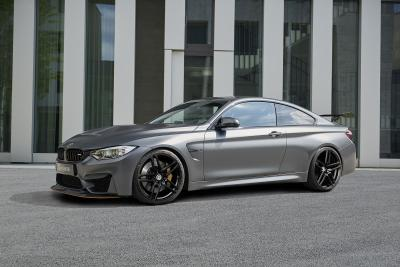 BMW M4 GTS par G-Power