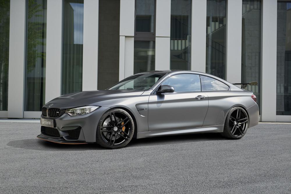 BMW M4 GTS par G-Power