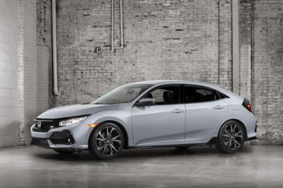 Honda Civic 2017 (officiel)