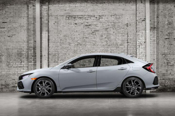 Honda Civic 2017 (officiel)