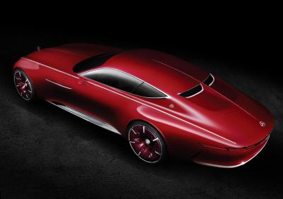 Vision Mercedes-Maybach 6 (officiel)