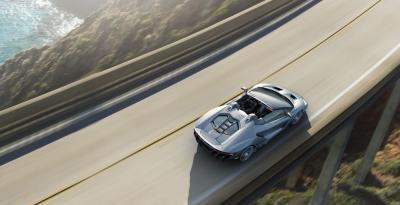 Lamborghini Centenario Roadster (officiel)