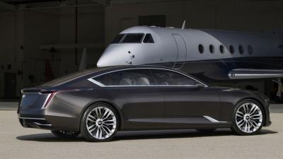 Cadillac Escala Concept (concept)
