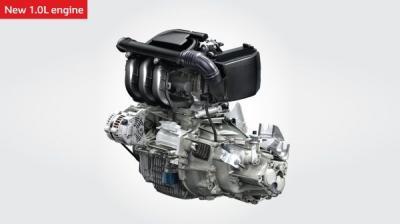 Renault Kwid 1.0 Sce