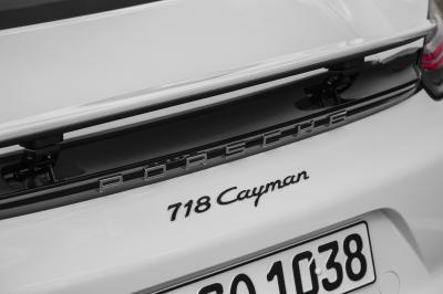 Porsche 718 Cayman (2016 - essai)