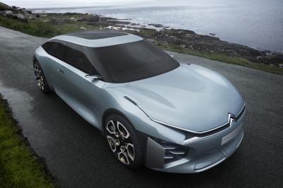 Citroën CXperience Concept (2016)