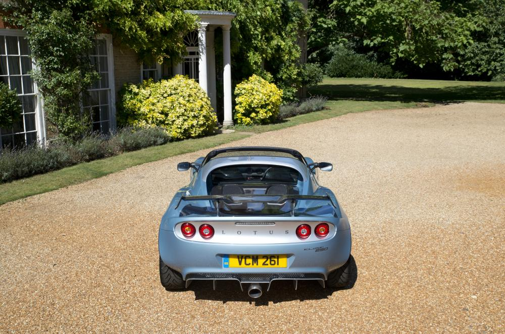 Lotus Elise 250 Special Edition (2016 - officiel)