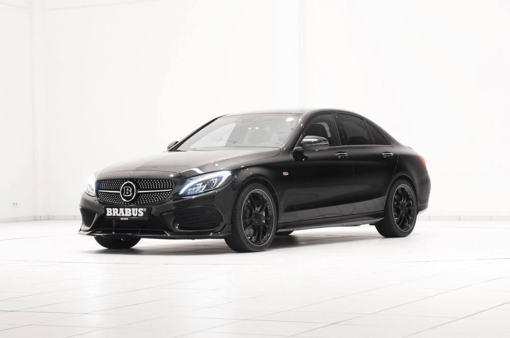 Mercedes Classe C 2016 par Brabus