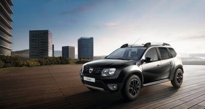 Dacia Duster Black Touch (2016 - officiel)