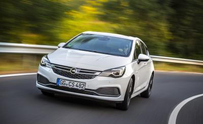 Opel Astra OPC Line 2016