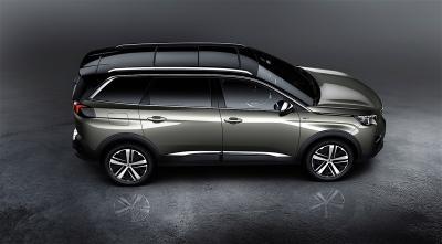 Nouveau Peugeot 5008 2017