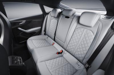 Nouvelle Audi A5 Sportback 2017 (officiel)