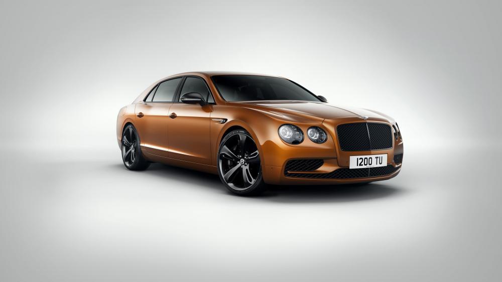 Bentley Flying Spur W12 S (officiel)